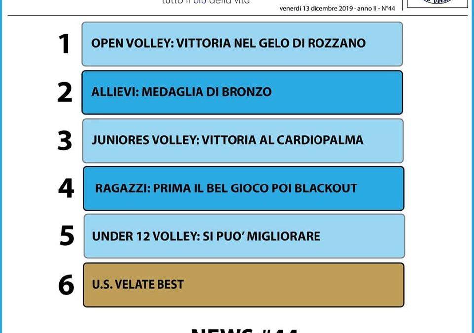 Gazzetta del Velate #44